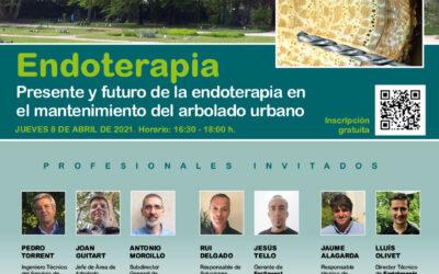 GuíaVerde organiza una jornada online gratuita sobre endoterapia