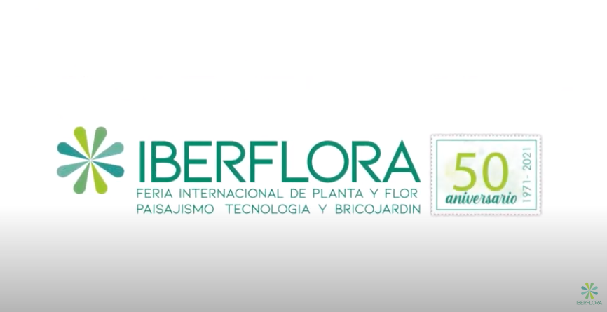 ARBORSYSTEMS te invita al 50 aniversario de IBERFLORA (5 al 7 de octubre 2021)